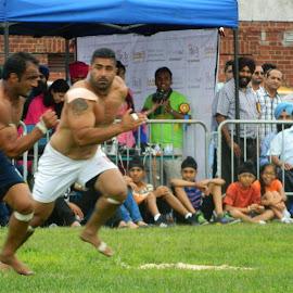 Kabaddi by Nisha Kumari - Sports & Fitness Other Sports