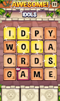 Screenshot of Idol Words | Word Search Game