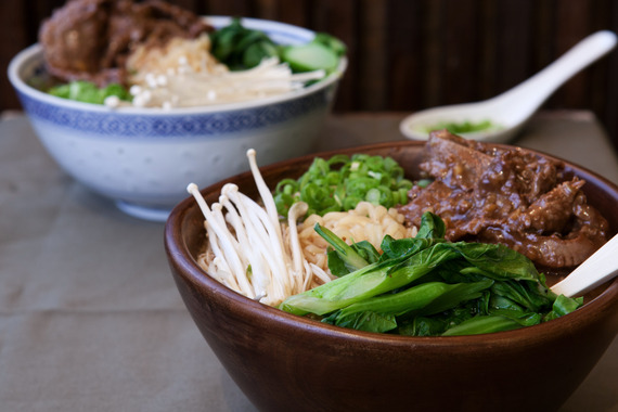 noodle beef recipes ramen soup Recipe Mushrooms and with Soup Sum Beef Noodle Enoki Ramen Choy