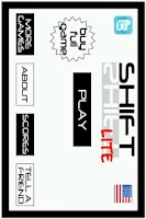Screenshot of Shift Lite Puzzle Game