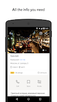 Screenshot of Yandex.City