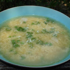 Egg Drop Soup (With a Twist)