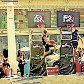 by Jamai Johnson - Sports & Fitness Basketball