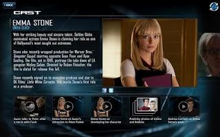 Screenshot of Amazing Spider-Man 2nd Screen