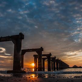 Sunrises by HL Choong - Landscapes Sunsets & Sunrises