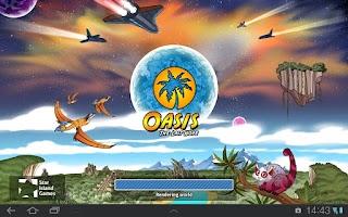 Screenshot of Oasis: The Last Hope™