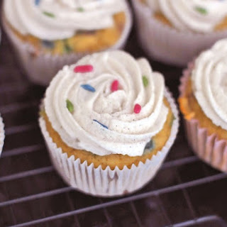 Funfetti Cupcakes and Donuts
