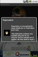 Screenshot of Pepeneitor