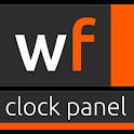WooDFox Clock Panel Lite icon