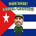 Squish! Fidel Castro icon