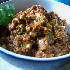 Unbelievable Chili (Raw Foods)