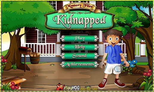 Kidnapped - Free Hidden Object - screenshot