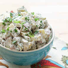 Parsley and Pickles Potato Salad