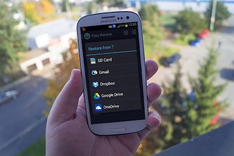 Kak podgotovit Android-smartfon k prodazhe