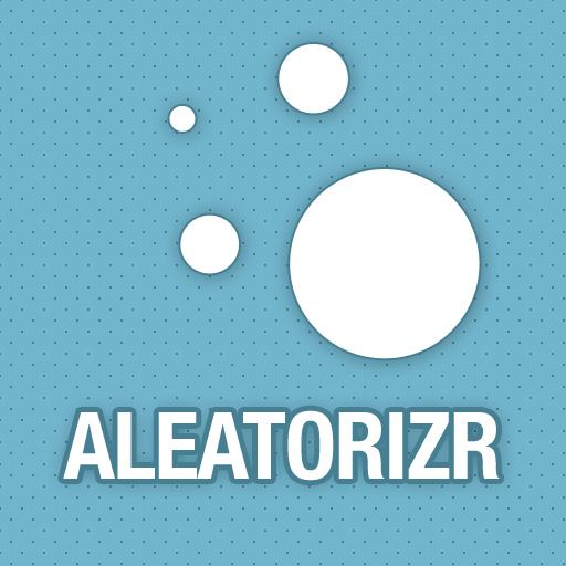 Aleatorizr LOGO-APP點子