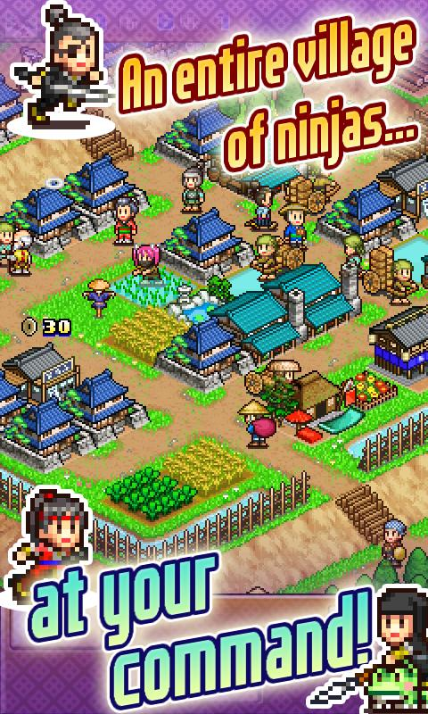 Ninja Village Screenshot 0