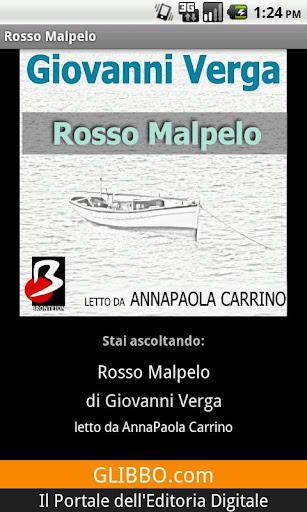 Rosso Malpelo Audiolibro