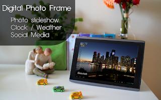 Screenshot of Social Frame HD Free