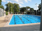 Outdoor Swimming Pool, Rotary Park, Toronto, Ontario