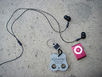 waterproof earbuds plus handy case from Aquapac
