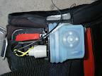 Waterproff IPOD shuffle case fromH2o Audio