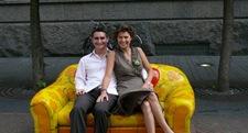 Antony & Renate in Enschede