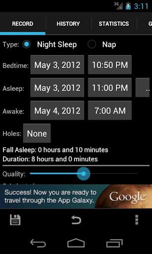 Sleepmeter Free