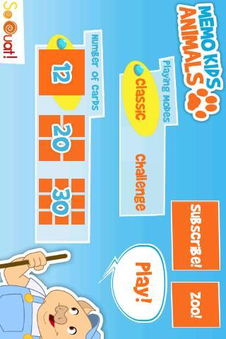 【免費解謎App】MemoKids Animals Lite-APP點子