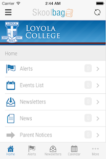 Loyola College Watsonia - screenshot