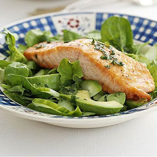 Salmon Avocado Salad Recipes
