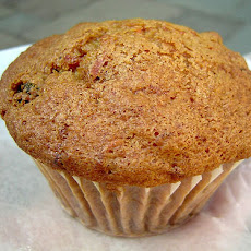 Hearty Carrot Muffins