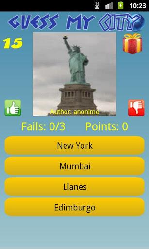 無料益智Appの私たちの街を推測する|記事Game