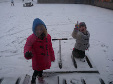 Snow, Sharing & Fun!