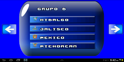 Screenshot of Mexican Soccer