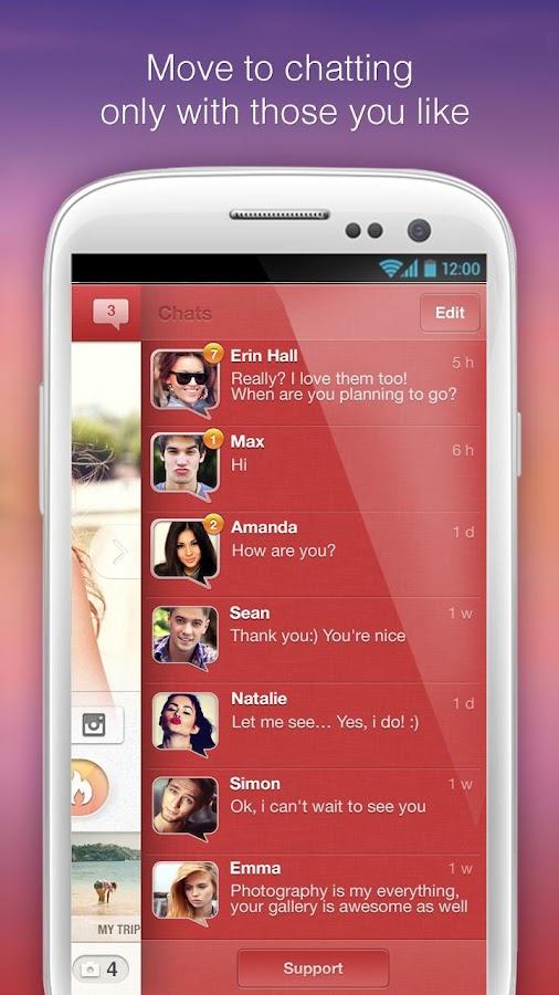 mini-dating-app