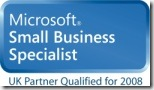 Microsoft SMBS Logo 2008