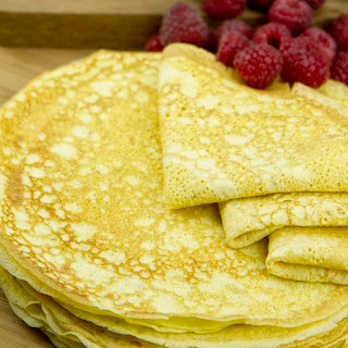 Basic All-Purpose Ricotta Crepes