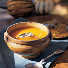 Pumpkin-Chestnut Soup
