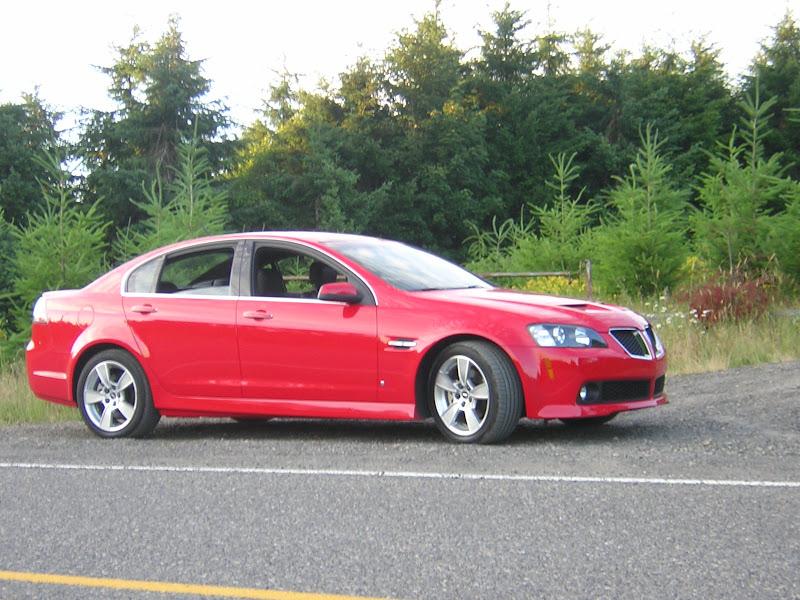 2008 Pontiac G8 Gt Review Autosavant Autosavant