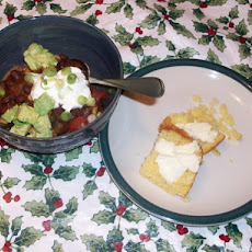 Paul's Vegetarian Chili