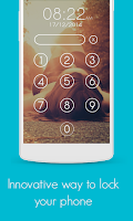Screenshot of Screen Lock - Time Password