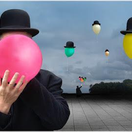 Colordreams  by Patrick Desmet - Digital Art People ( surrealism )