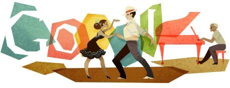 Google Doodle Ary Barroso's 110th Birthday