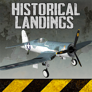 Cover art Historical Landings