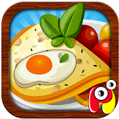 Free Breakfast maker – cooking game APK for Windows 8