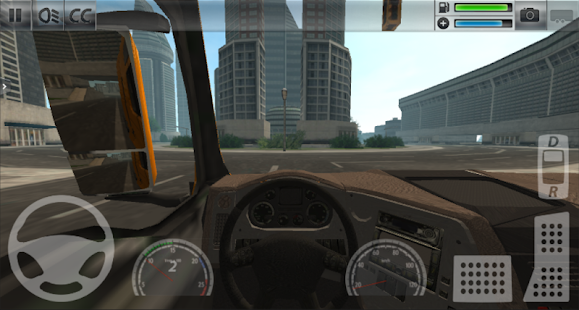 Download Android Game Truck Simulator : City for Samsung