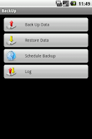 Screenshot of BackItUp Pro