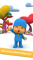 Screenshot of Pocoyo e-Cards