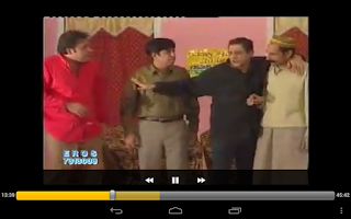Screenshot of Pakistani Stage