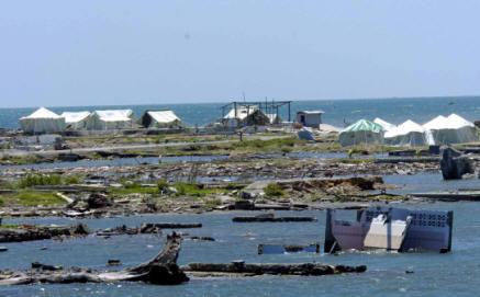 2004年印度尼西亚苏门答腊地震海啸